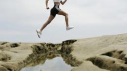 postura para correr bien
