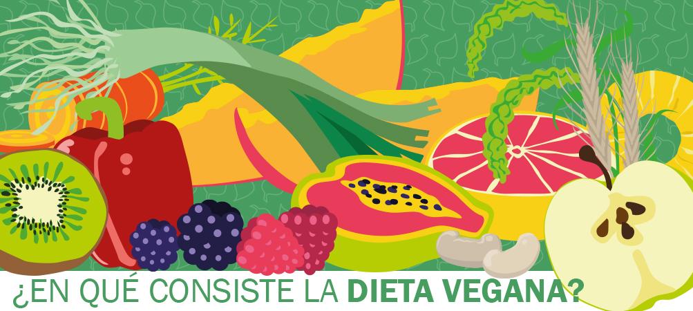 En qu consiste la dieta vegana for Que es la cocina vegana