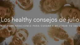Consejos saluables AXA Healthkeeper