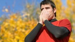 hacer deporte resfriado