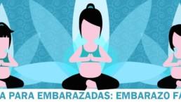 ejercicios yoga embarazo