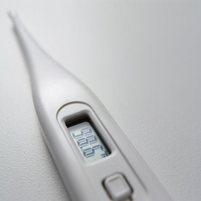 temperatura normal del cuerpo de un bebe de 1 año