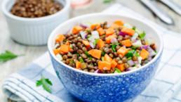 Lentejas: valor nutricional y propiedades portada