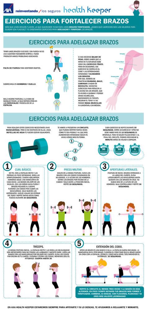 ejercicios para reducir espalda con mancuernas