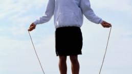 Beneficios de saltar a la comba