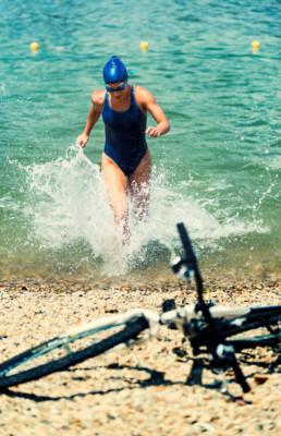 Cómo prepararse para un triatlón desde cero