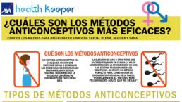 Cuáles son los métodos anticonceptivos más eficaces