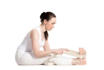 Cómo estirar la espalda correctamente: Curva hacia adelante