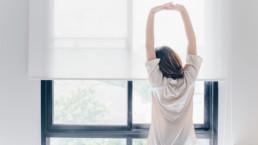 Cómo estirar la espalda correctamente