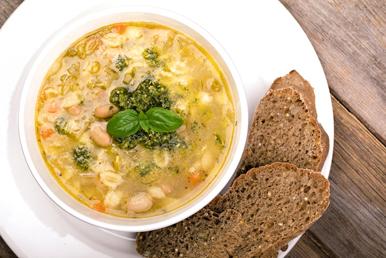 Recetas de invierno saludables, fáciles y económicas: potaje