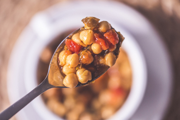 Recetas de invierno saludables, fáciles y económicas: sopa