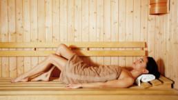 Tomar una sauna: beneficios para tu salud