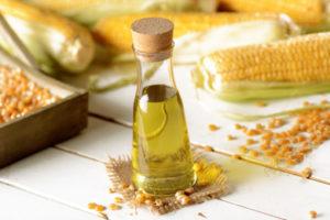 Alimentos ricos en fitoesteroles: aceite de maíz