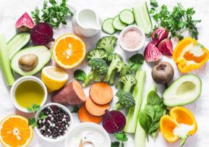 Test de Findrisk: consumo de vegetales