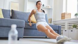 7 minute workout: Ejercicios para bajar peso y tonificar en 7 minutos