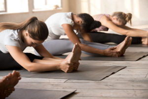 Beneficios de Bikram yoga