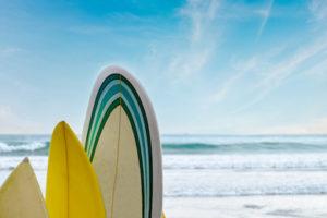 Cómo elegir la tabla de surf