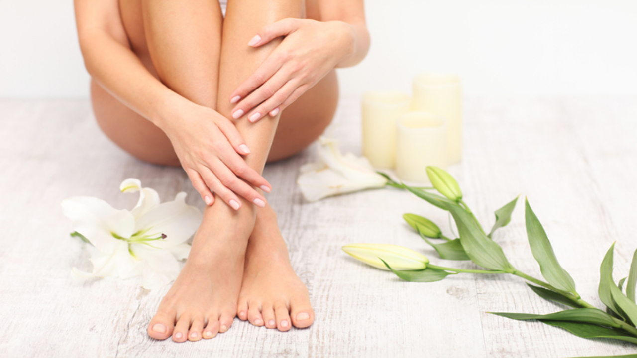 Cómo eliminar los hongos de los pies