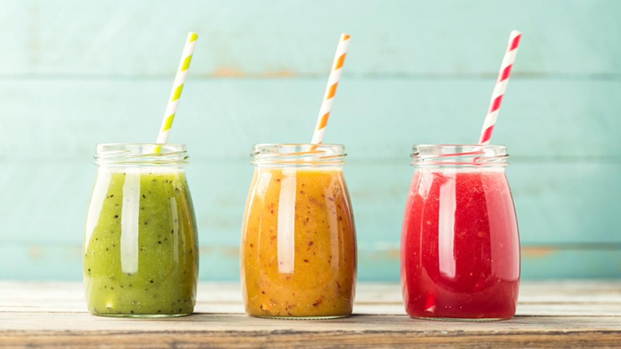 Cómo hacer batidos de frutas supersaludables