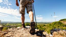 Qué es el trekking. Diferencia entre trekking y senderismo