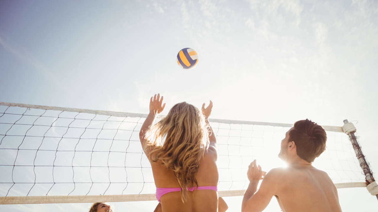medidas del balon de voleibol de playa