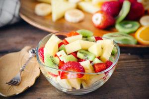 5 recetas frescas para el verano Macedonia