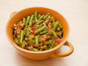 5 recetas frescas para el verano Judías verdes