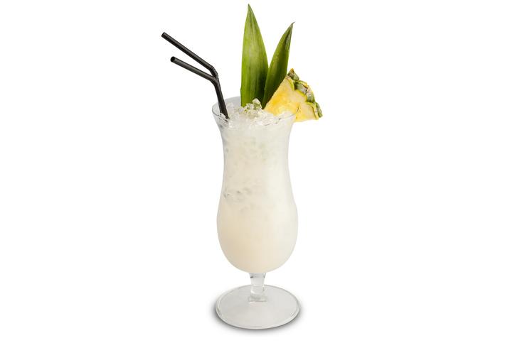 Top 10 cócteles de frutas sin alcohol. Piña colada
