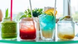Top 10 cócteles de frutas sin alcohol. Recetas fáciles de preparar en casa
