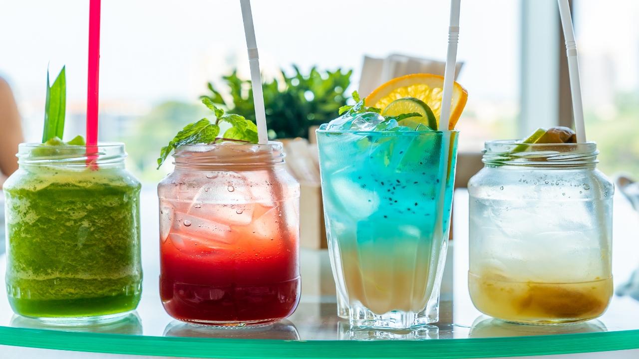 coctel de limon sin alcohol receta