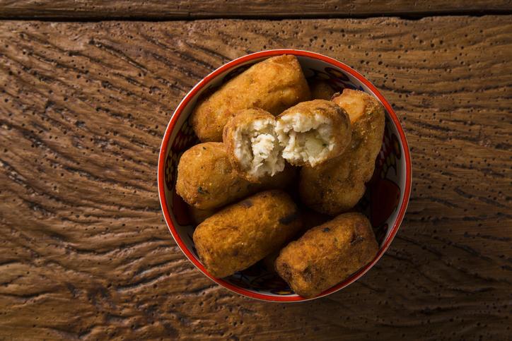 5 recetas con restos Croquetas de pescado