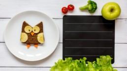 Menu semanal infantil saludable por edades desayuno, comida y cena