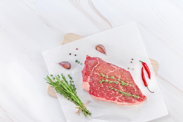 Listado de carnes Cuales son blancas