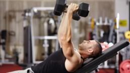 Cuantas series y repeticiones debo hacer para ganar masa muscular