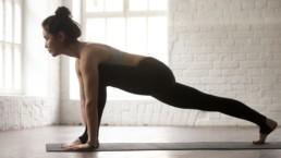 Ejercicios para estirar y fortalecer los flexores de la cadera