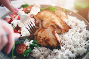 Recetas de primavera muy fáciles y rápidas de preparar. Ensalada de pollo