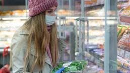 Hacer la compra sin contagiarse coronavirus