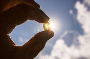 La vitamina D reduce el reisgo de contagio Recomendaciones alimentarias