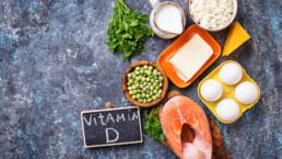 La vitamina D reduce el riesgo de contagio por coronavirus Covid 19