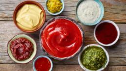 5 recetas sencillas de salsas saludables para acompañar