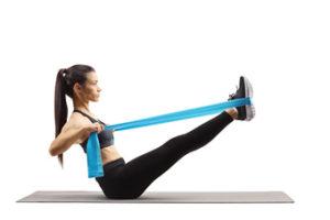 La mejor rutina de ejercicios para fortalecer y desarrollar gemelos y el sóleo. Empujes sentados
