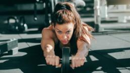 Top ejercicios rueda abdominal