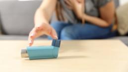 asma y covid hay riesgo