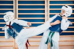 Beneficios del taekwondo en niños