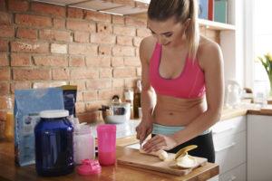 Que beneficios tiene comer plátano si haces ejercicio calorías