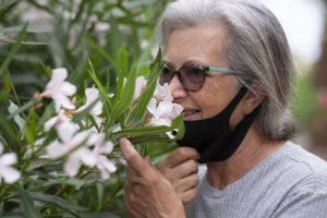 Rehabilitacion del olfato para la anosmia por COVID 19
