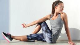 Ejercicios de elongación muscular: isquiotibiales