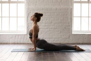 Rutinas de yoga para principiantes. Mover el cuerpo