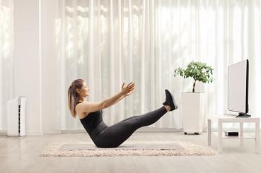 Pautas para recuperarse de la COVID19 persistente. Pilates