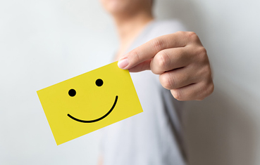 - Mantén una actitud positiva